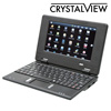 7-inch Android Netbook - Black