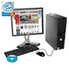 Dell Desktop with 19 inch Monitor