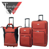 3-Piece Genova Luggage Set