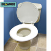 Super-Sized Toilet Seat