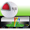 Polara Ultimate Straight XS Golf Balls - 1 Dozen