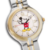 Mickey Mouse Two-Tone Gold Watch - Mens