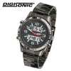 DigiSonic Analog/Digital Watch - Black