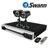 Swann 4 Channel DVR with 2 Cameras
