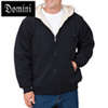 Black Fleece/Sherpa Hoodie