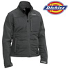 Dickies Womens Puffer Jacket - Black