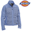Dickies Womens Puffer Jacket - Blue