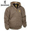 Browning Hooded Canvas Jacket