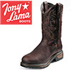 Tony Lama Briar Boots