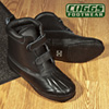 Coggs Black Duck Boots