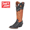 Tony Lama Black Kodiak Boot