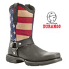 Durango Patriotic Pull-On Boots
