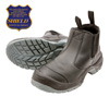 Shield Ultra Pull-On Steel Toe Boots