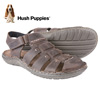 Hush Puppies Closed-Toe Sandals - Brown