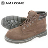 Amazonian Steel Toe Work Boots - Brown