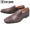 Stacy Adams Teague Slip-Ons - Brown