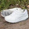 Womens Winner Lace-Up Shoes - White