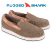 Rugged Shark Beacon Slip-Ons