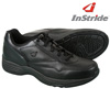 InStride Leather Lace Shoes - Black
