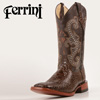 Ferrini Sea Turtle Print Boots