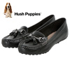 Hush Puppies Dalby Slip-Ons - Black