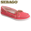 Sebago Fayette Shoes - Red