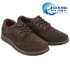 Island Surf Cuddy Wingtips - Dark Brown