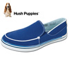Hush Puppies Slip-Ons - Blue