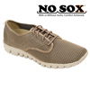 Deer Stags NoSox Lace-Ups