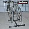 2-in-1 Bike Rack