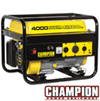 3500/4000W Champion Generator