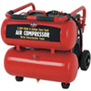 3.5 HP 8 Gallon Twin Tank Air Compressor with Detachable Tank