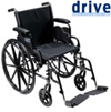18 Inch Cruiser III Wheelchair