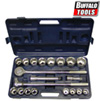 21pc 3/4in Socket Set