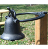 Cast Iron Farm Bell
