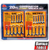 20 Piece Stubby Wrench Set