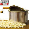 Popcorn Popper with Hand Crank