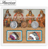 Spirit of the American West Coin &amp; Stamp Collection