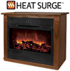 Roll-N-Glow Electric Fireplace