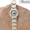 Silver Mercury Dime Magnetic Coin Watch