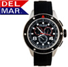 Del Mar Rugged Swiss Chronograph Watch