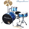 Three Piece Junior Drum Set