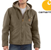 Carhartt Sherpa Lined Sierra Jacket - Marsh