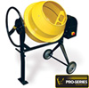 2.5 Cubic Foot Cement Mixer