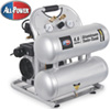 Quiet Zone Twin Tank Air Compressor