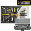 72 Piece Wrench & Socket Set