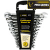 22 Piece Combination Wrench Set