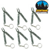 6 Pack 12 Function Multi-Tool