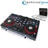 Pro USB DJ Mixer Controller