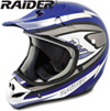 Raider� MX-3 Helmet - Blue